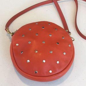 Clare V Studs Circle Bag